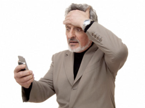 man-with-phone-trouble